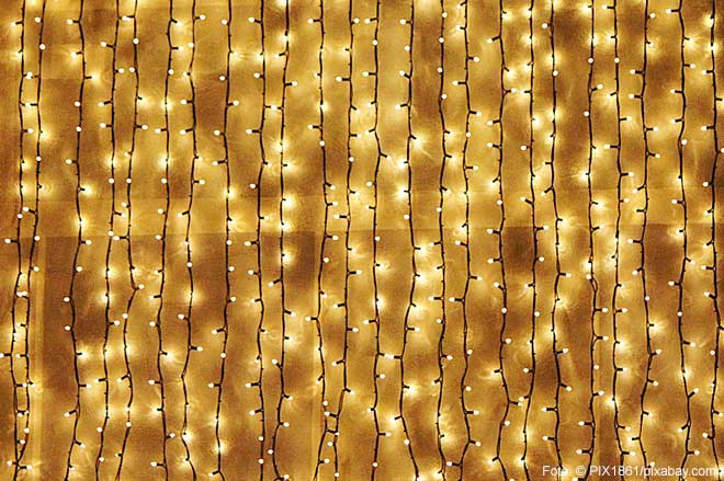 Weihnachtsbaumkerzen - Weihnachtsbaumbeleuchtung